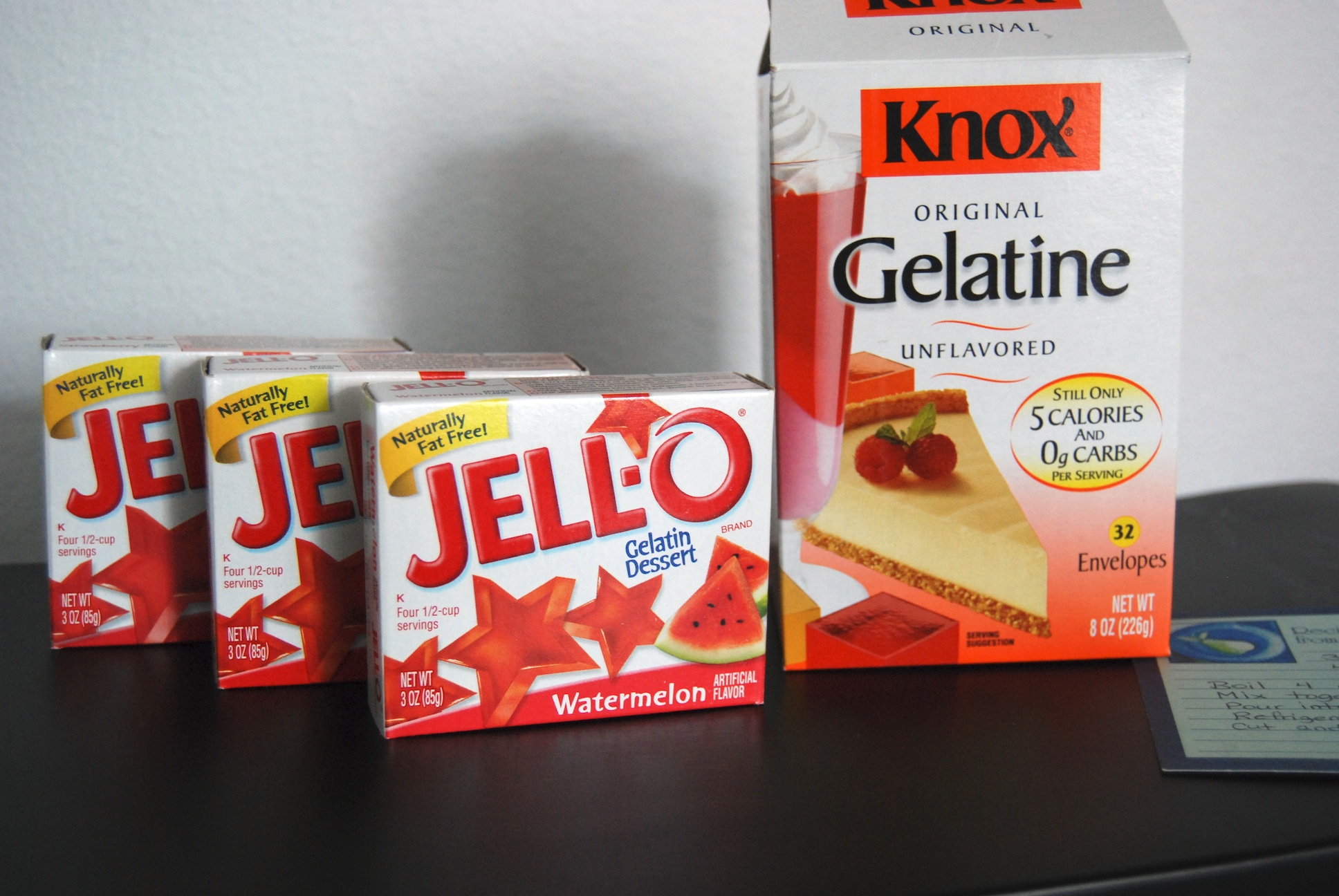 Dsc Jello Box Serving Size