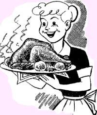 serving-turkey