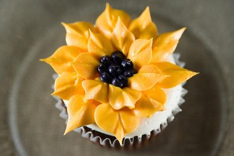 sunflowercupcake